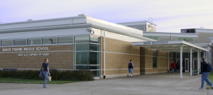 Baker Prairie Middle School, Canby, Oregon, 10-31-2011