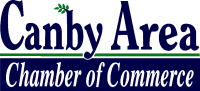 Canby Area Chamber of Commerce Sticky Logo